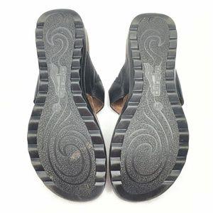 Dansko Shoes - Dansko Priya Embossed Leather Sandal Thong
